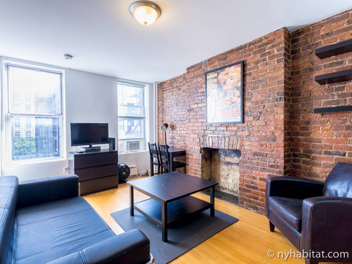 New York - Alcove Studio apartment - Apartment reference NY-17291