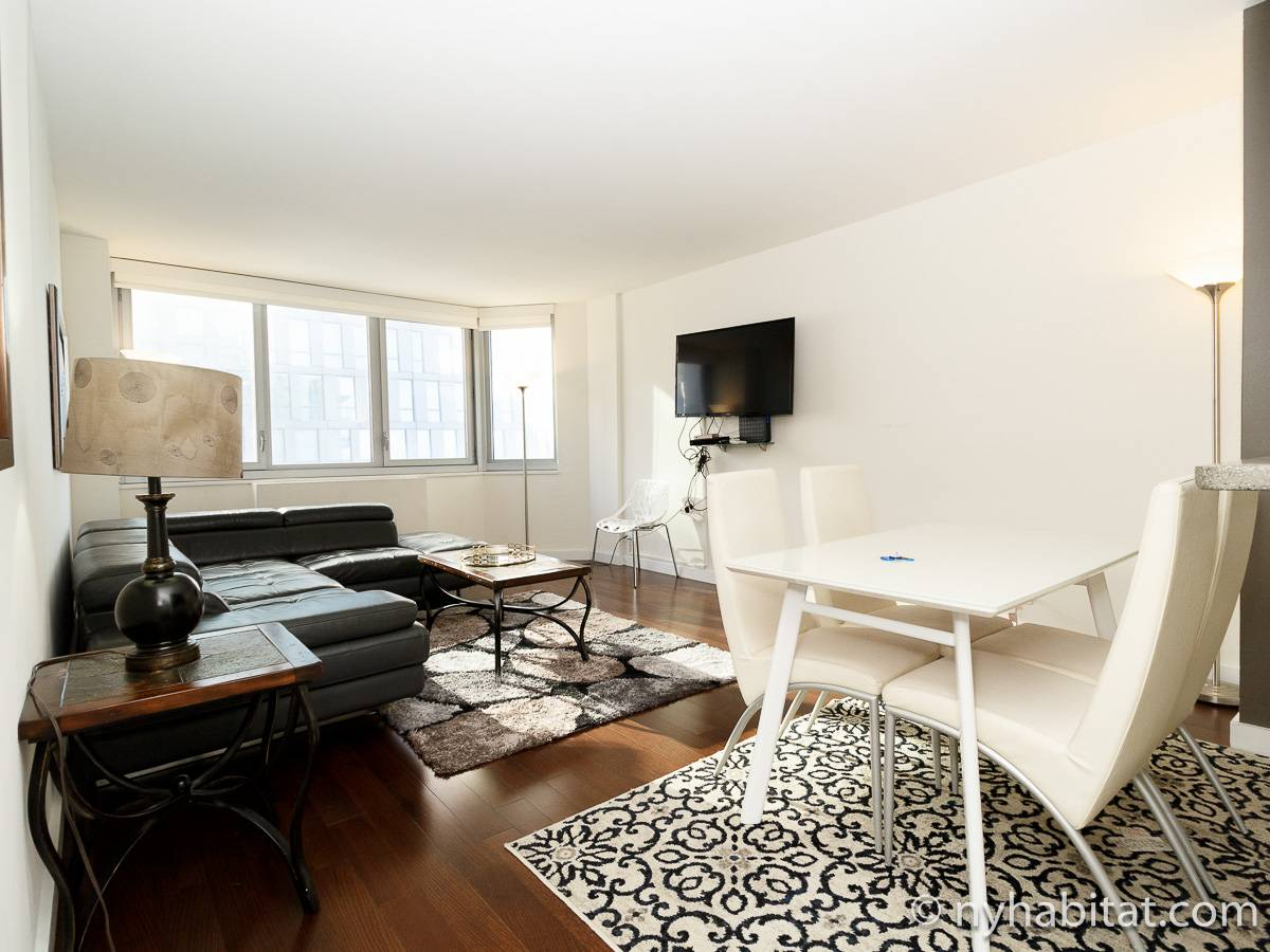 New York - 1 Bedroom apartment - Apartment reference NY-17312