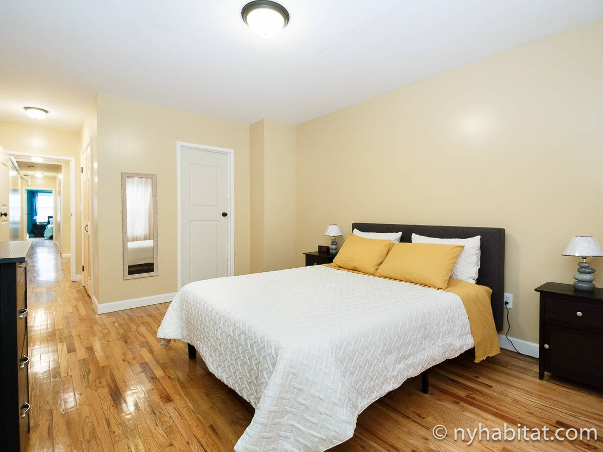 New York - 4 Bedroom accommodation - Apartment reference NY-17325