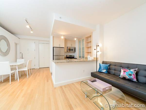 New York - 2 Bedroom apartment - Apartment reference NY-17329