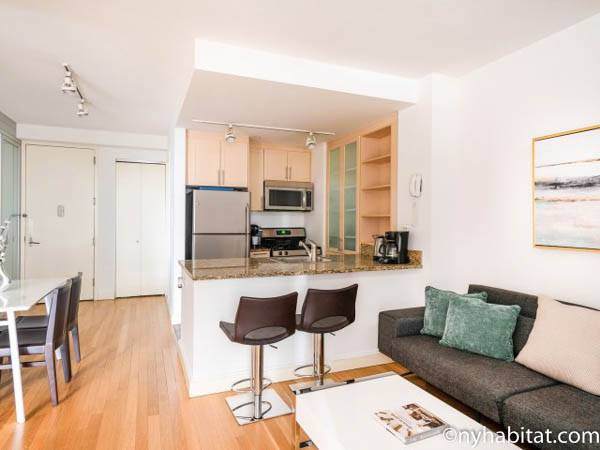 New York - 2 Bedroom apartment - Apartment reference NY-17331