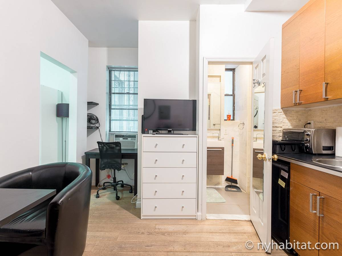 New York - Alcove Studio apartment - Apartment reference NY-17334