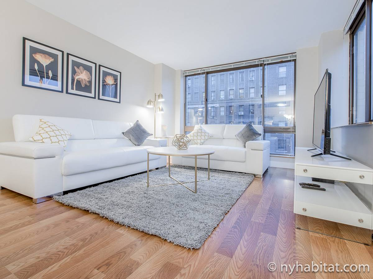 New York - 2 Bedroom apartment - Apartment reference NY-17338