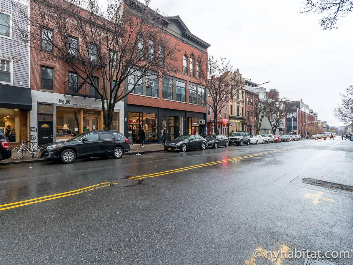 Appartamento a new york monolocale williamsburg ny 17347 for Affitto monolocale new york