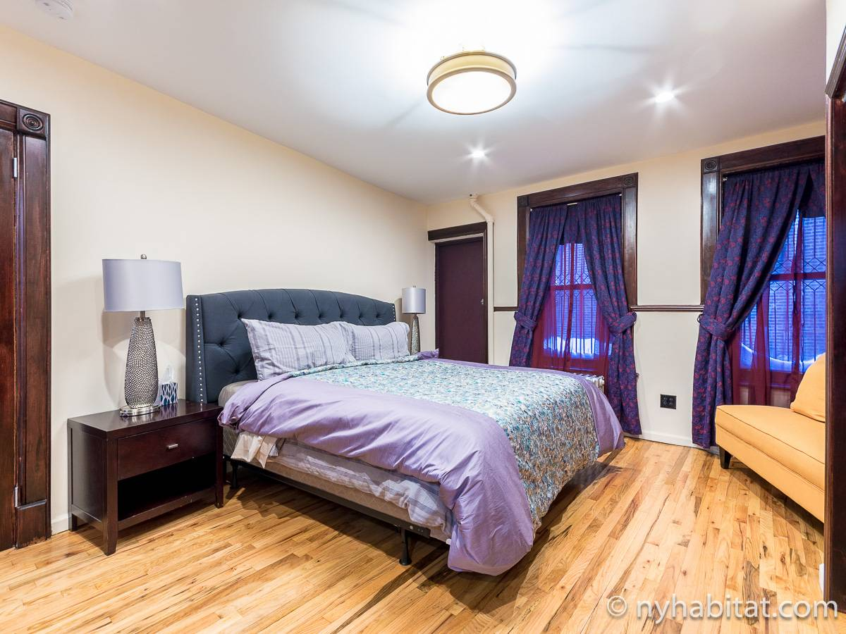 New York - 1 Bedroom apartment - Apartment reference NY-17351