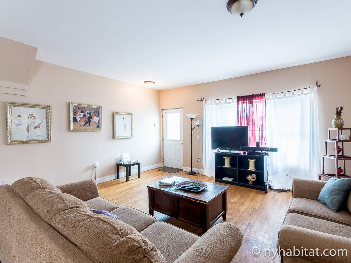 New York - T3 appartement colocation - Appartement référence NY-17353
