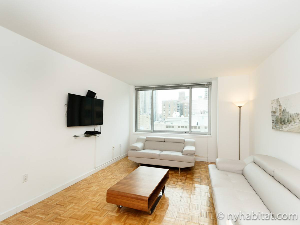 New York - 1 Bedroom apartment - Apartment reference NY-17354