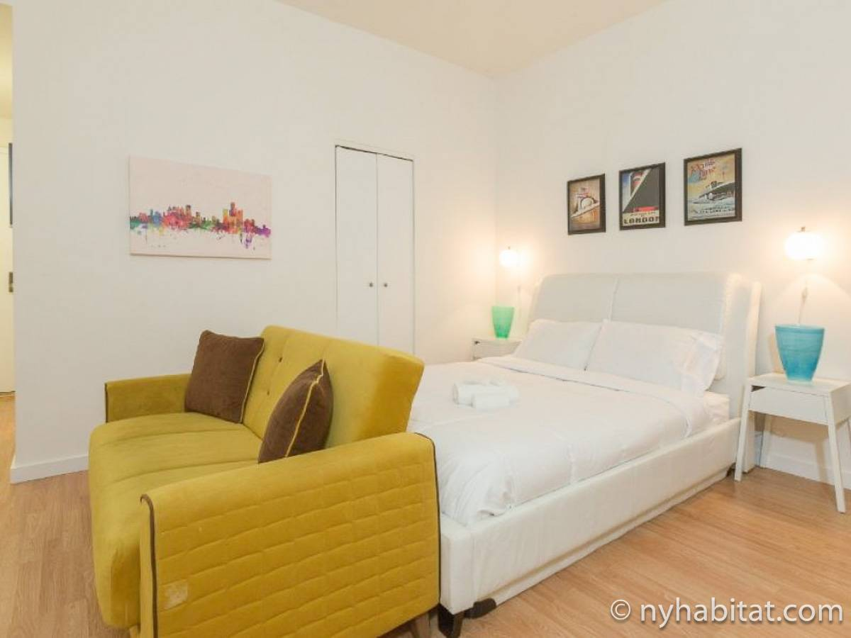New York - Studio apartment - Apartment reference NY-17374