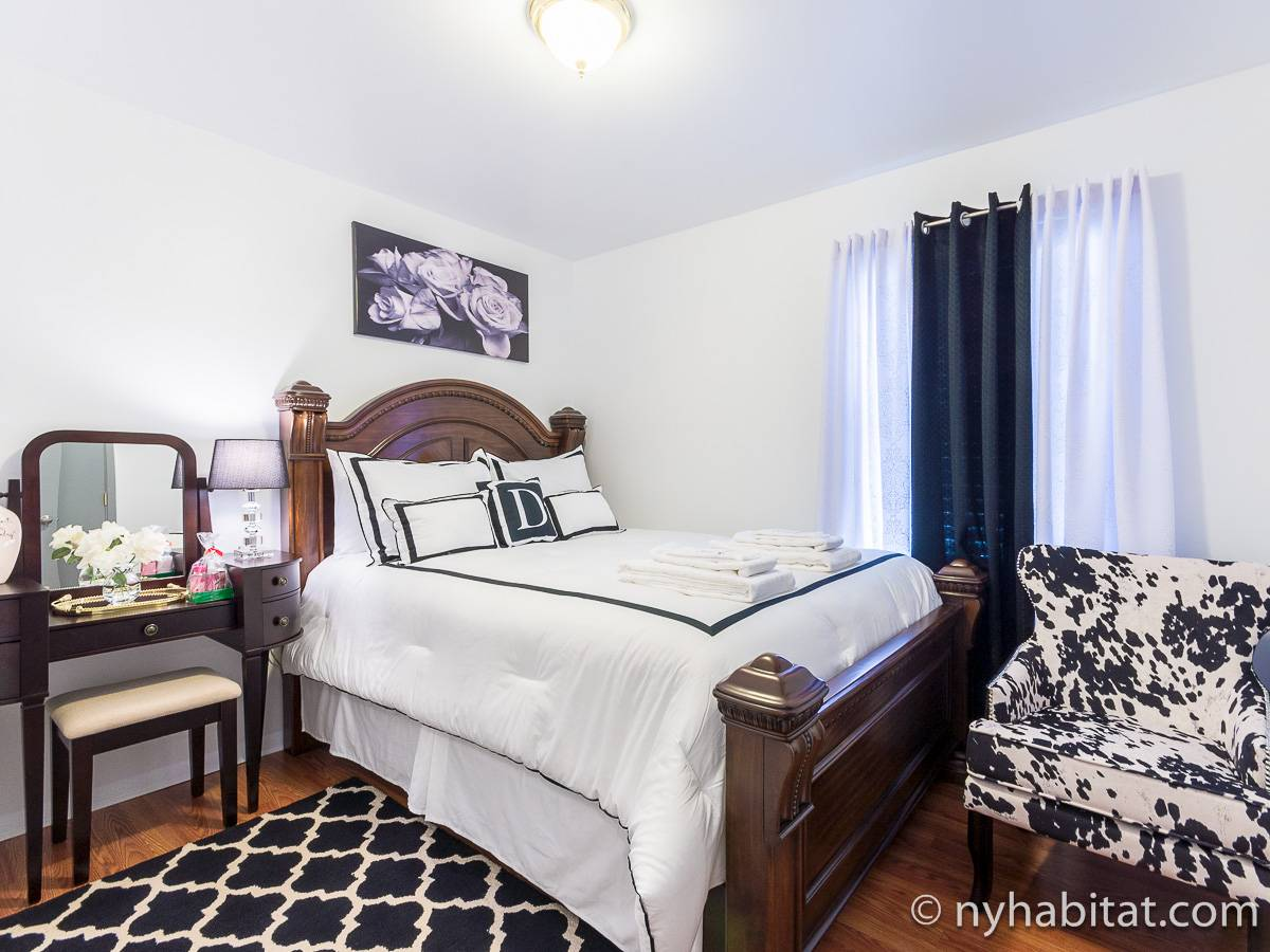 New York - 2 Bedroom accommodation - Apartment reference NY-17377