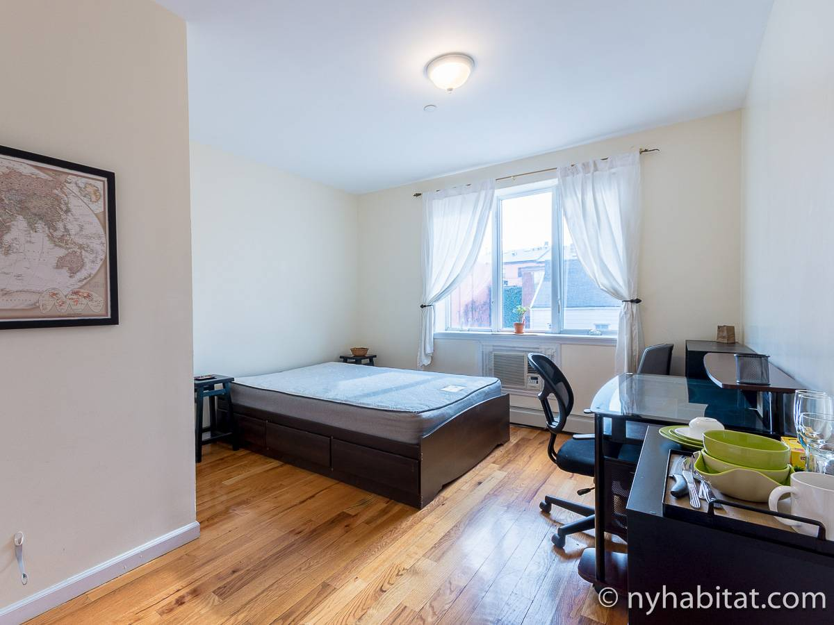 New York - 2 Bedroom roommate share apartment - Apartment reference NY-17389