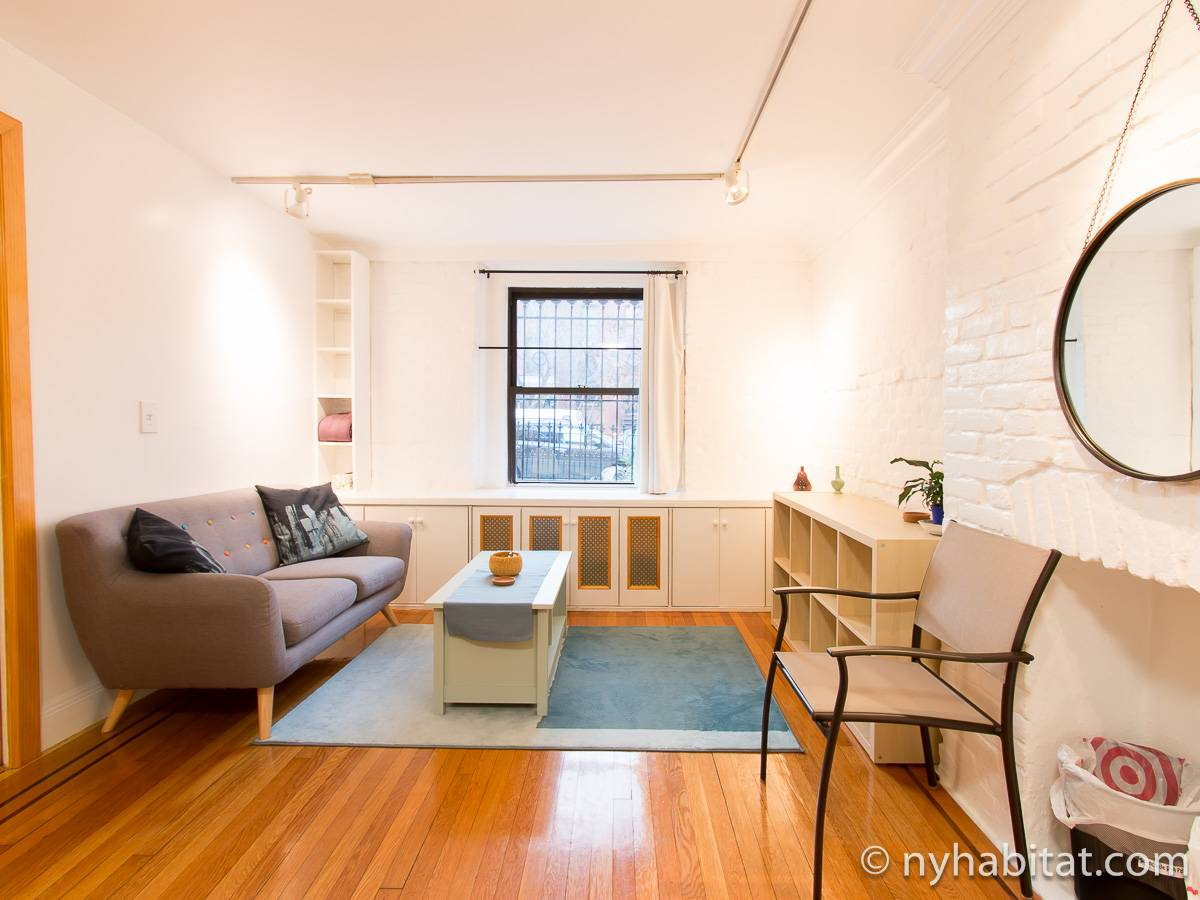 New York - 1 Bedroom accommodation - Apartment reference NY-17399
