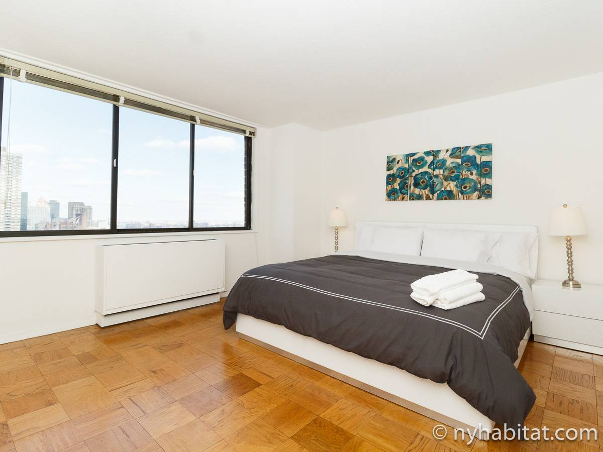 New York - 1 Bedroom apartment - Apartment reference NY-17402
