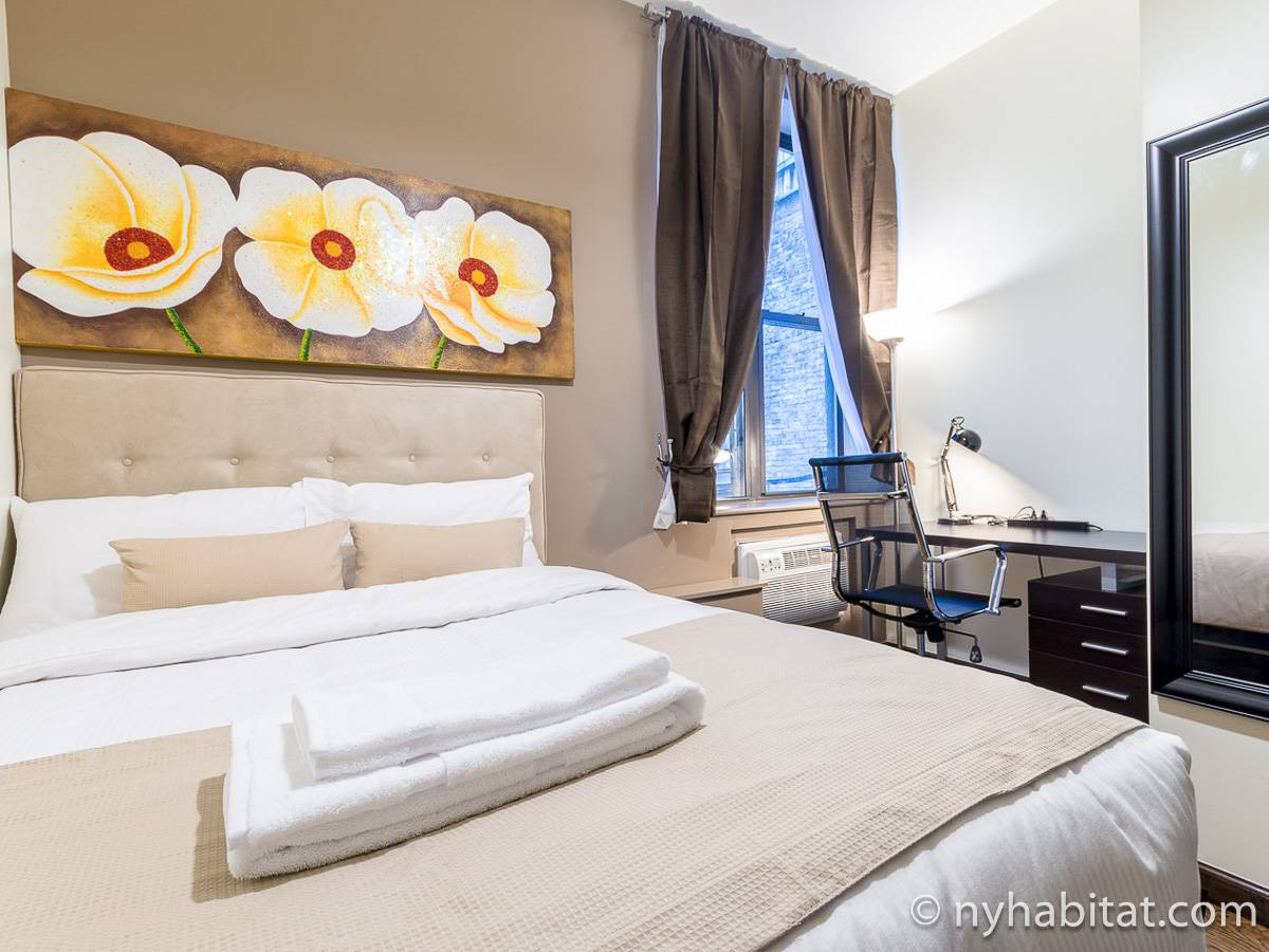 New York - 2 Bedroom apartment - Apartment reference NY-17405