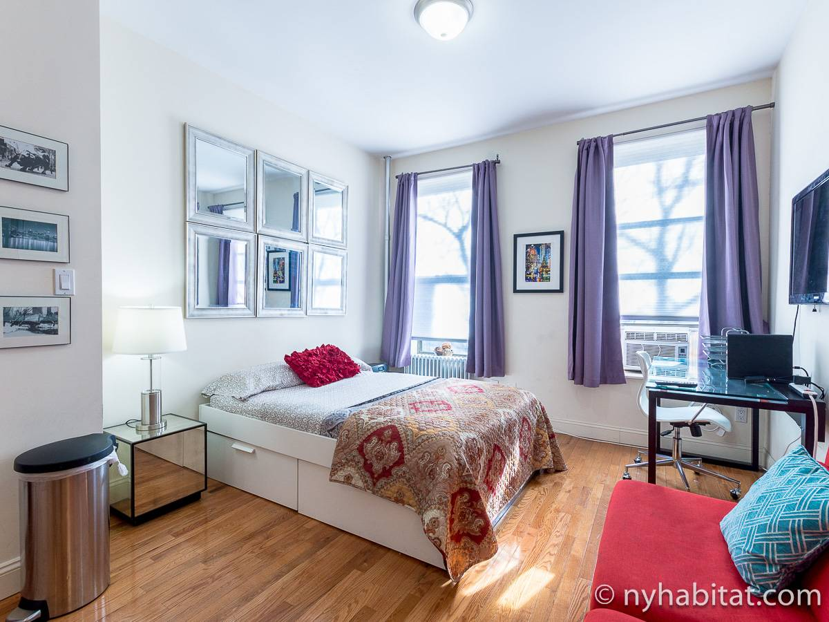 New York - Studio apartment - Apartment reference NY-17406