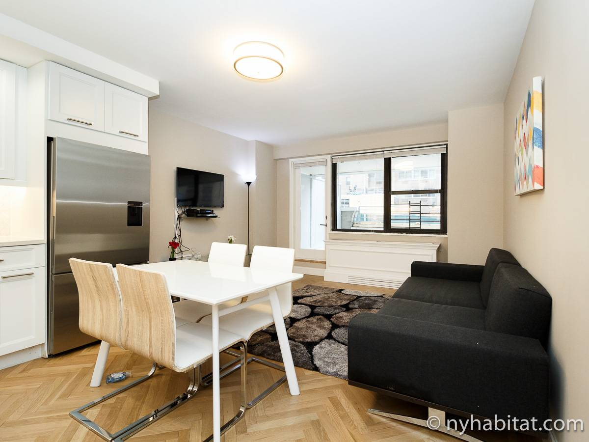 New York - 1 Bedroom apartment - Apartment reference NY-17421
