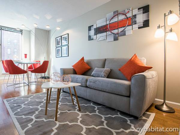 New York - Studio apartment - Apartment reference NY-17448