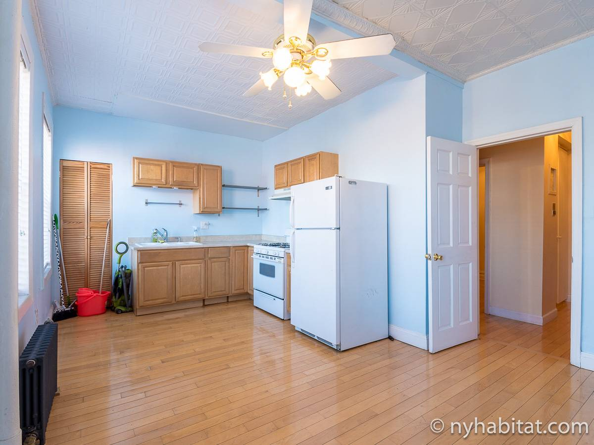 New York - 1 Bedroom apartment - Apartment reference NY-17455