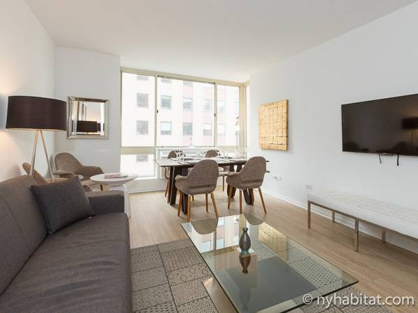 New York - 1 Bedroom apartment - Apartment reference NY-17457