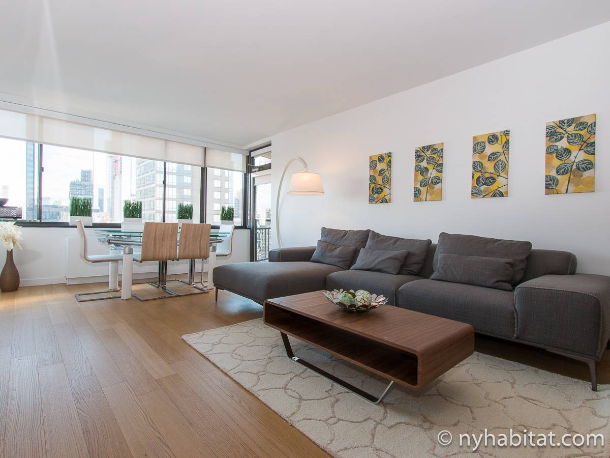 New York - 2 Bedroom apartment - Apartment reference NY-17458