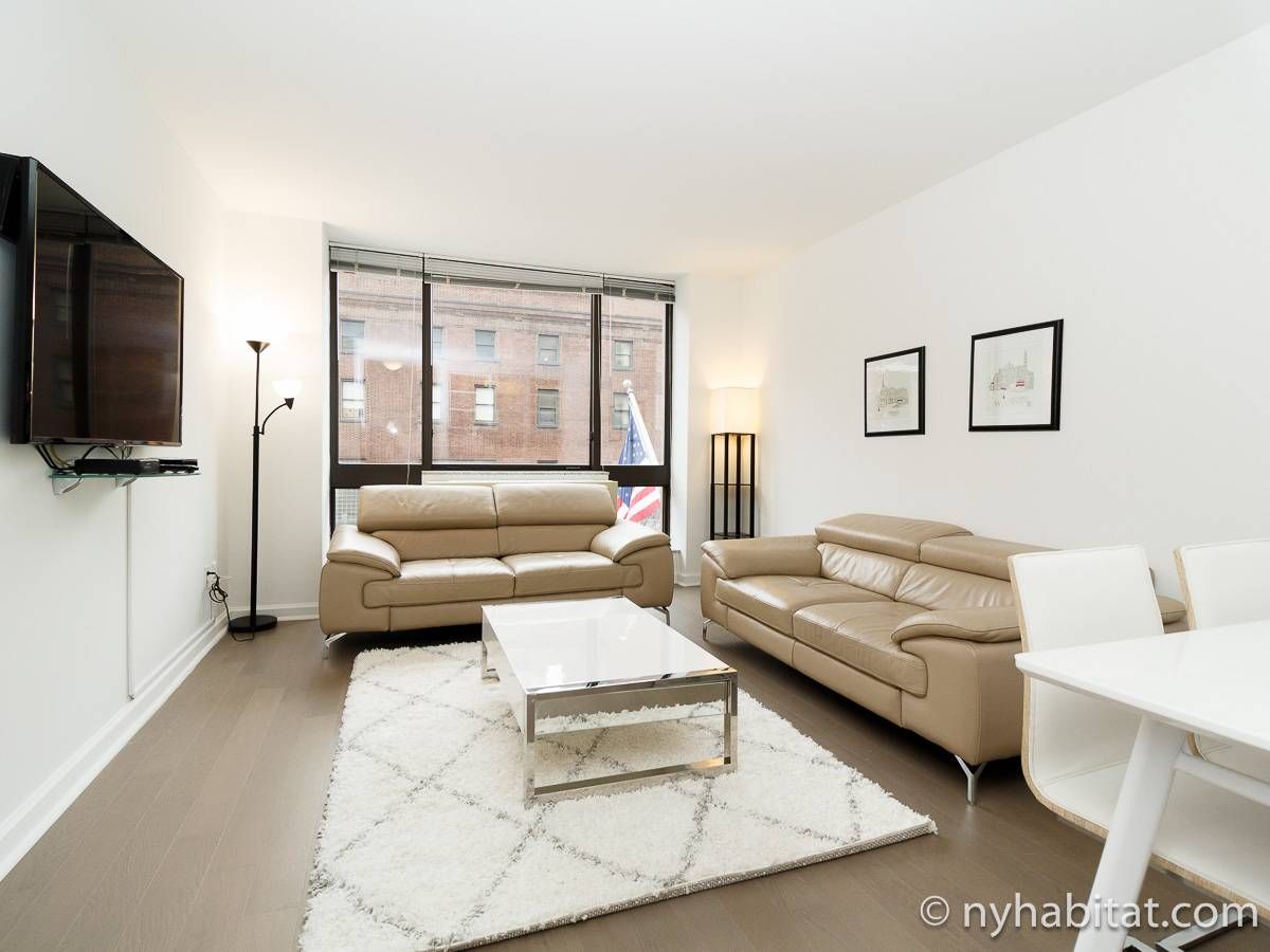New York - 1 Bedroom apartment - Apartment reference NY-17463