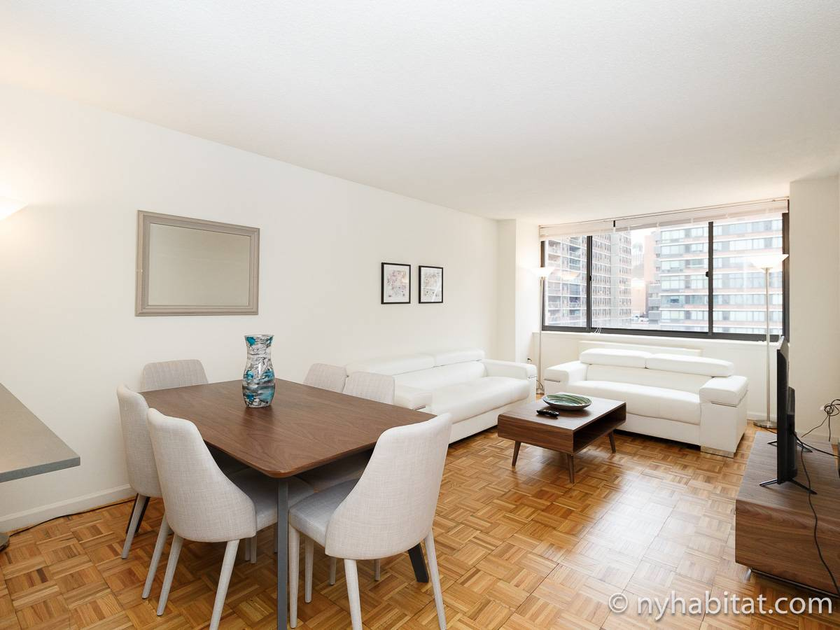 New York - 2 Bedroom apartment - Apartment reference NY-17464