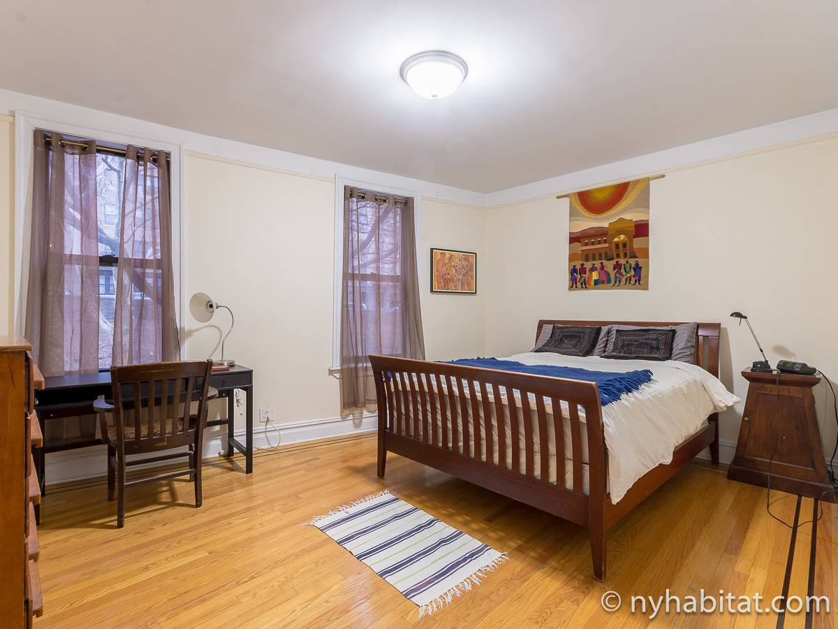 New York - 2 Bedroom roommate share apartment - Apartment reference NY-17493