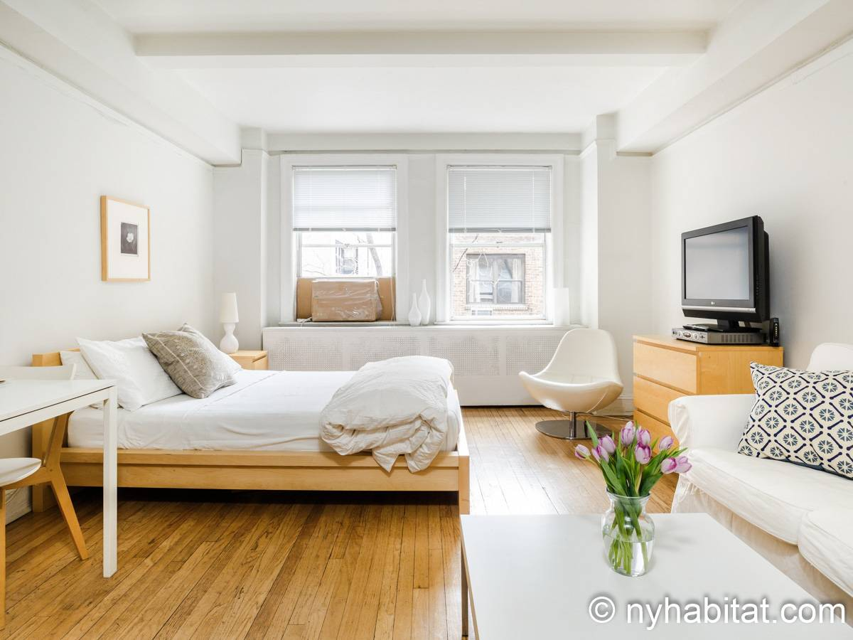 New York - Studio apartment - Apartment reference NY-17494