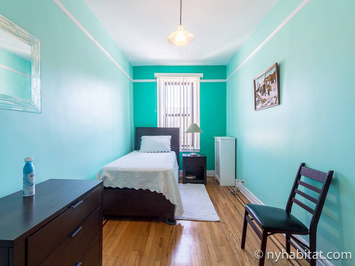 New York - 4 Bedroom roommate share apartment - Apartment reference NY-17496