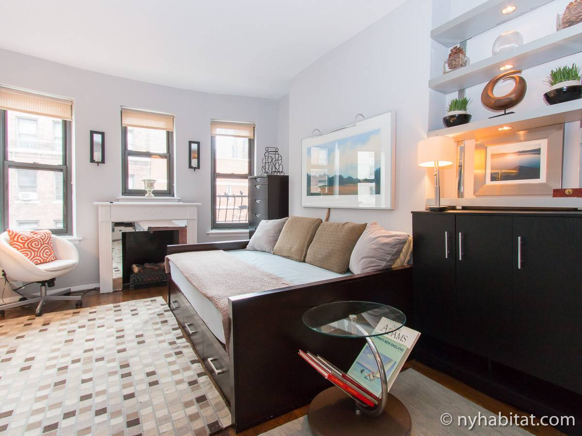 New York - Studio apartment - Apartment reference NY-17497