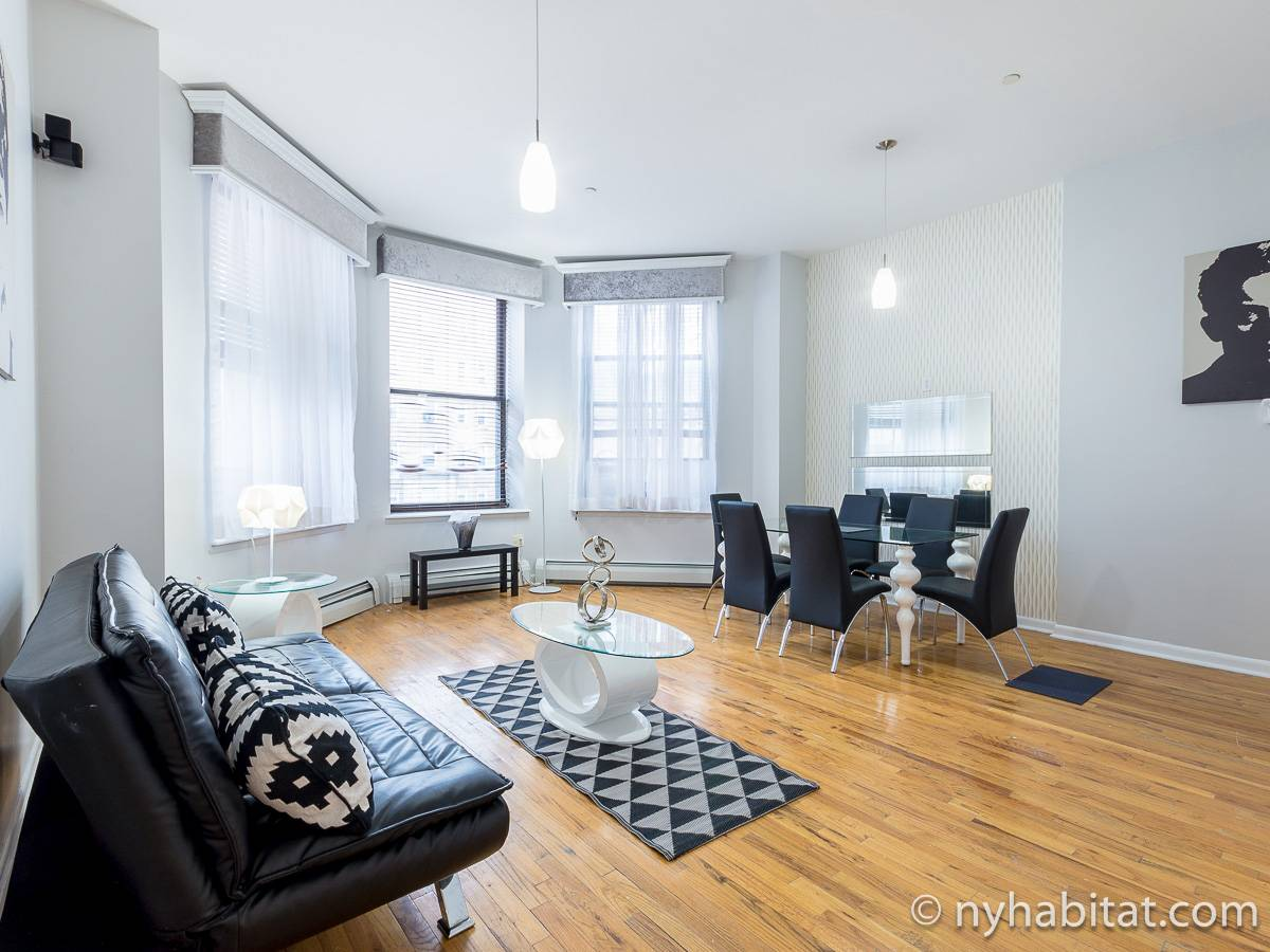 New York - T3 appartement colocation - Appartement référence NY-17517