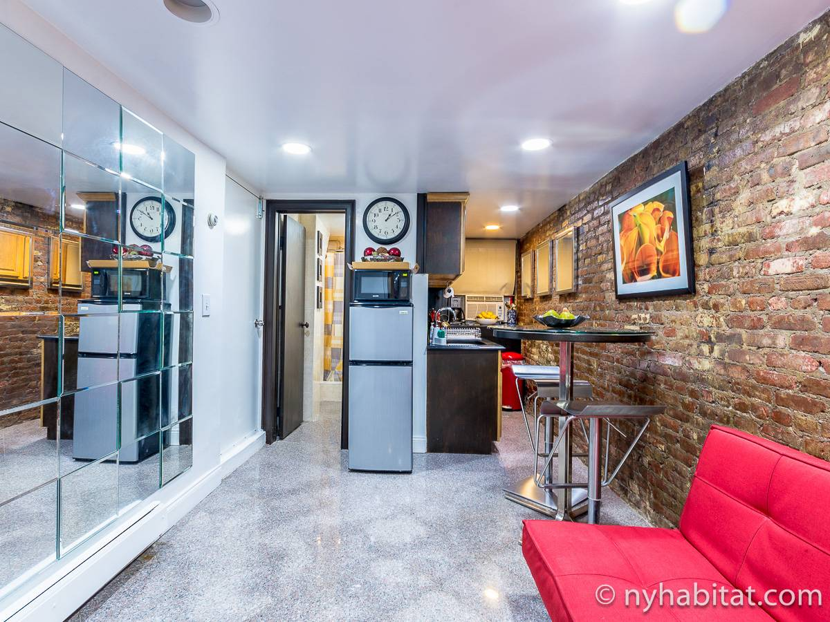 New York - Alcove Studio apartment - Apartment reference NY-17539