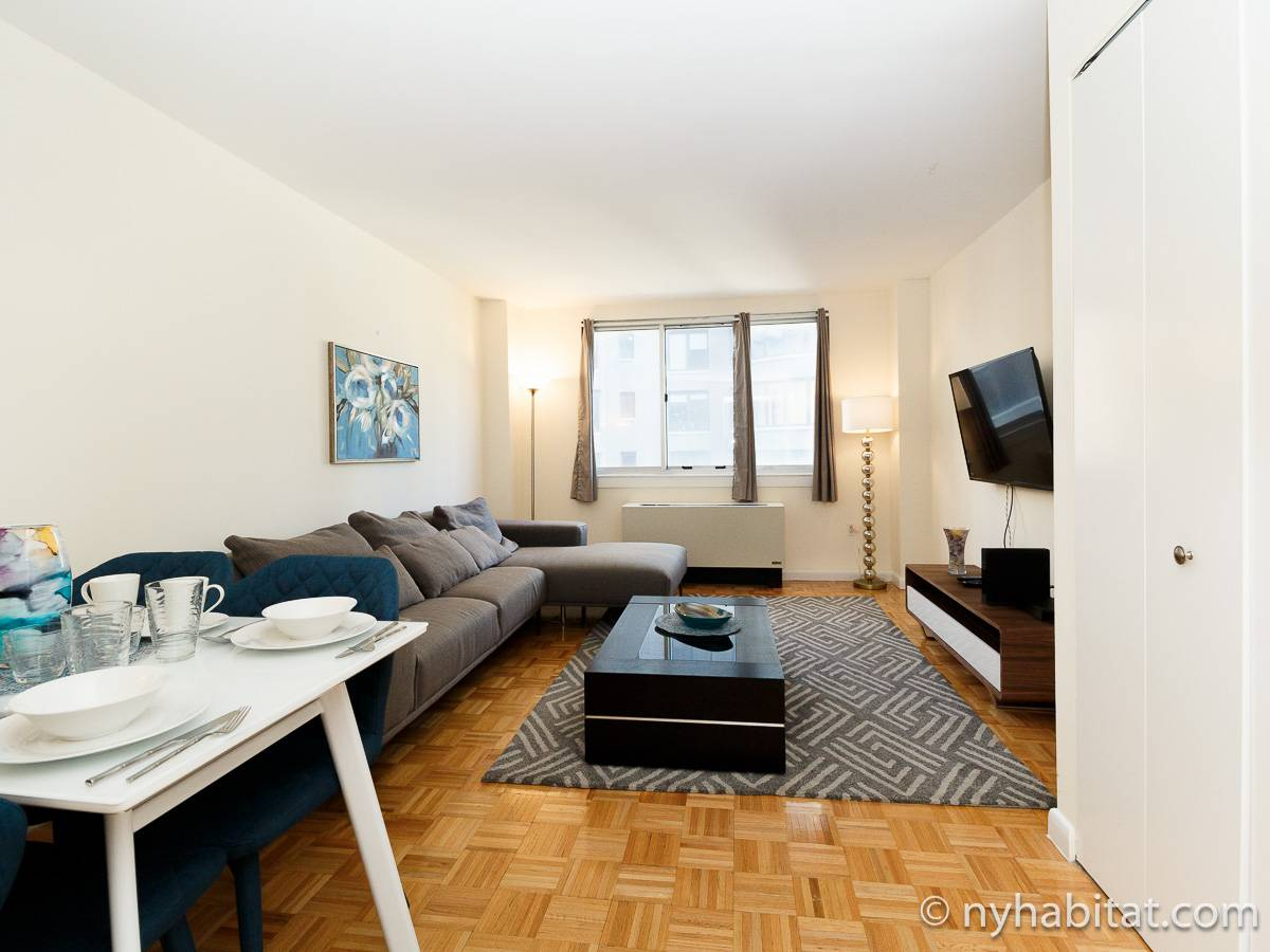 New York - 1 Bedroom apartment - Apartment reference NY-17551