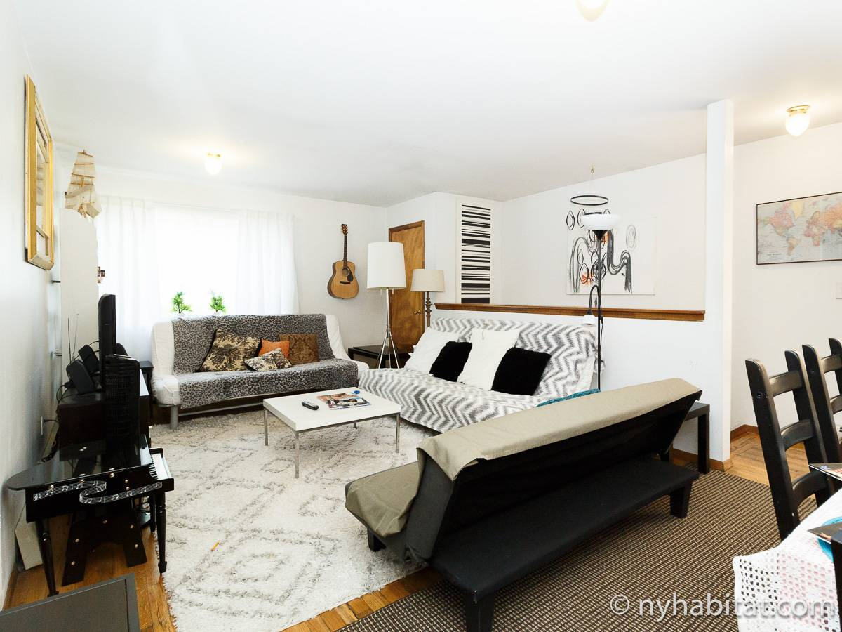 New York - 3 Bedroom accommodation - Apartment reference NY-17553