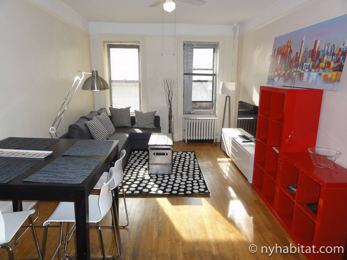 New York Furnished Rental - Apartment reference NY-17569