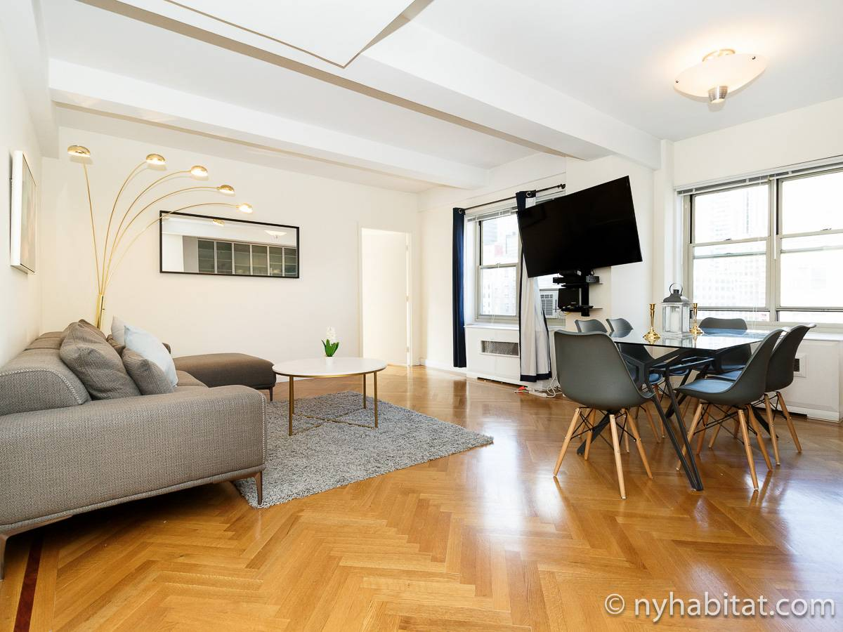 New York - 3 Bedroom apartment - Apartment reference NY-17571