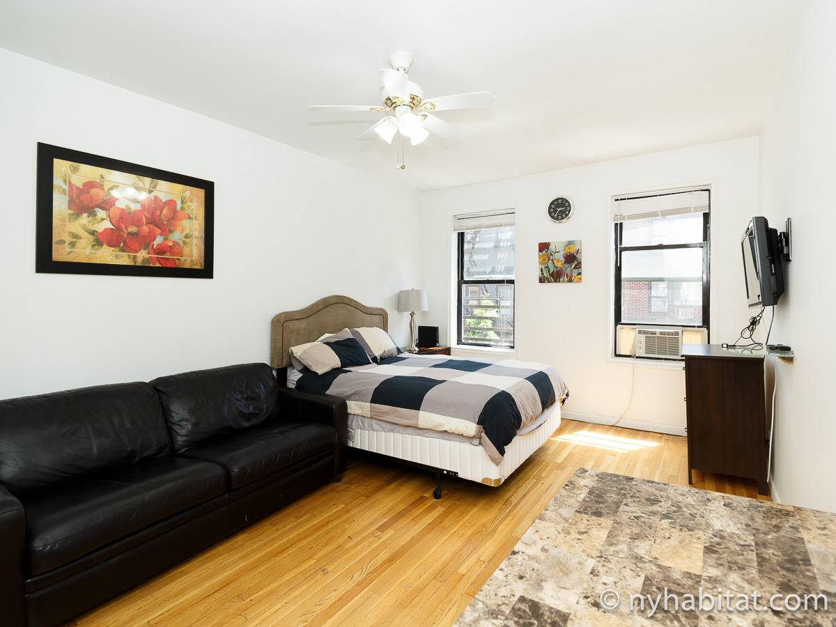 New York - Studio apartment - Apartment reference NY-17579