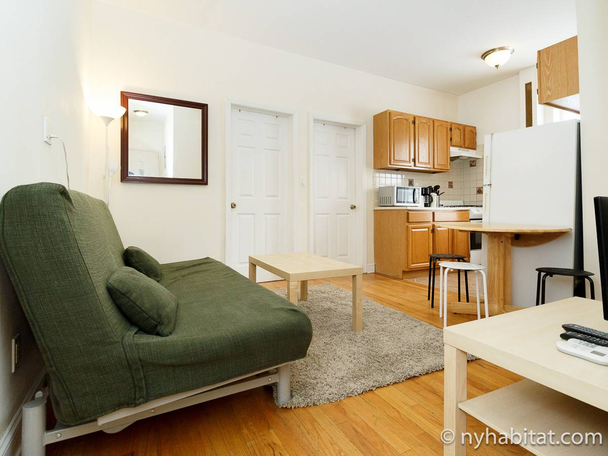 New York - 2 Bedroom apartment - Apartment reference NY-17580