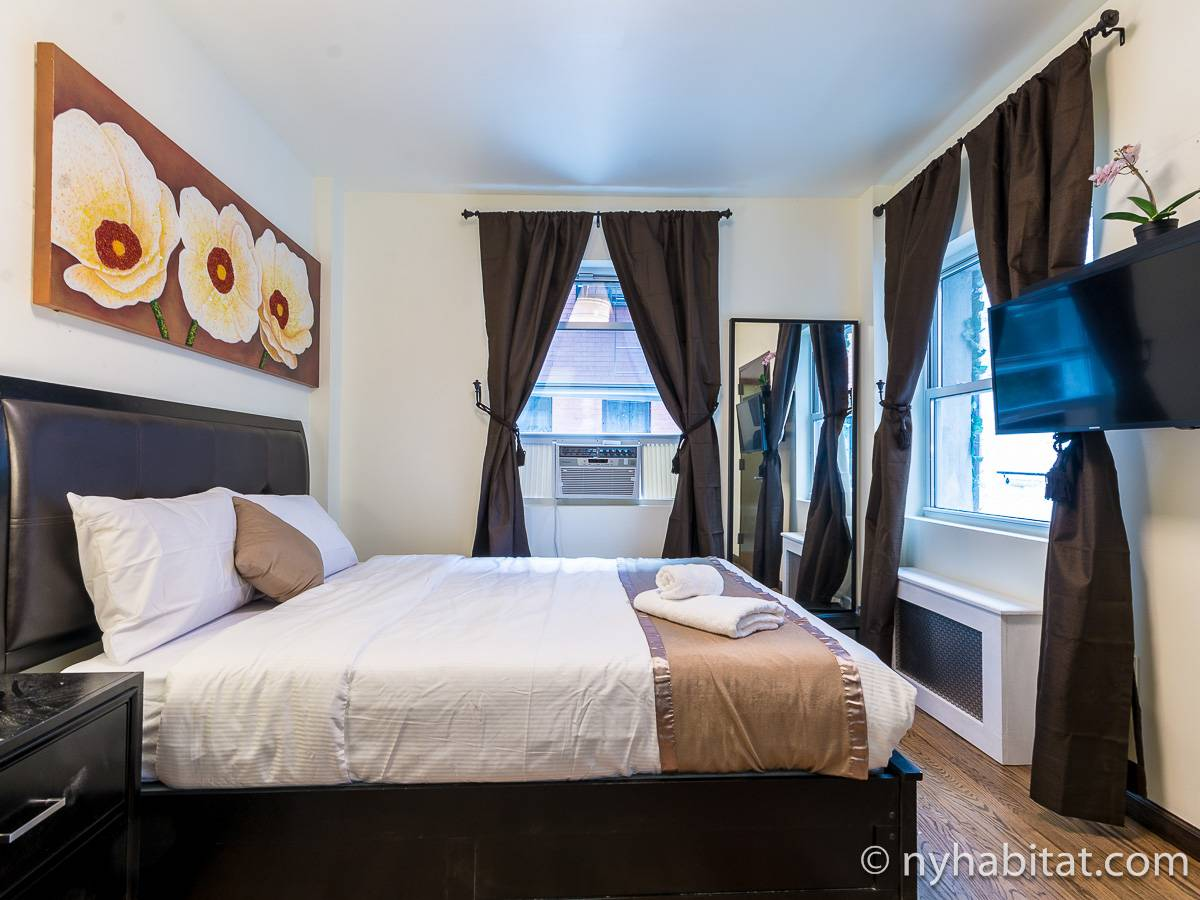 New York - Studio apartment - Apartment reference NY-17583
