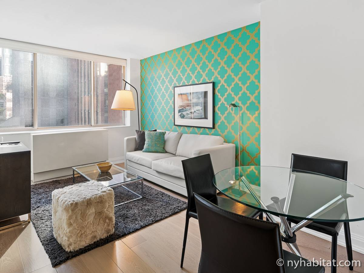New York - 1 Bedroom apartment - Apartment reference NY-17592