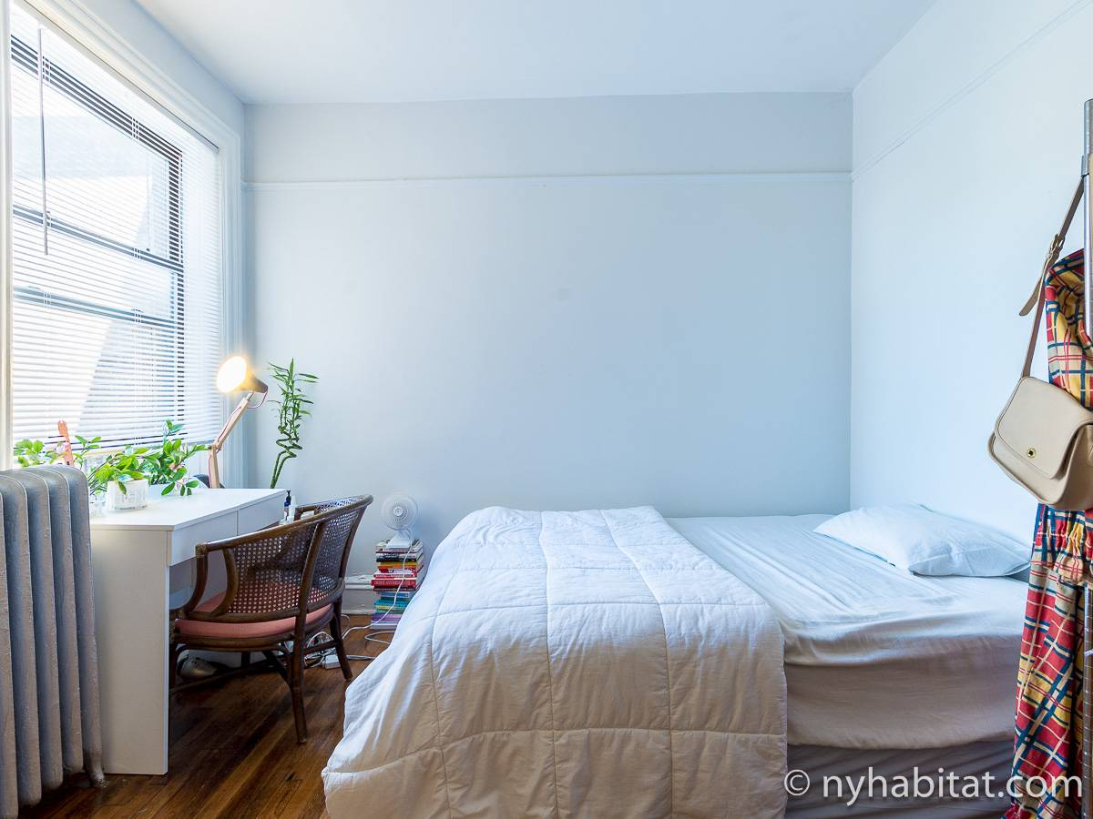 New York - 3 Bedroom roommate share apartment - Apartment reference NY-17601