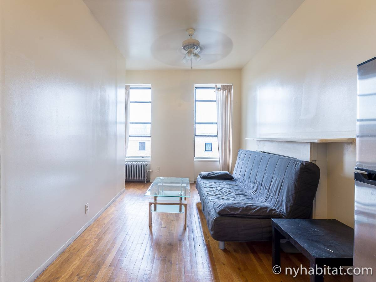 New York - 1 Bedroom apartment - Apartment reference NY-17617