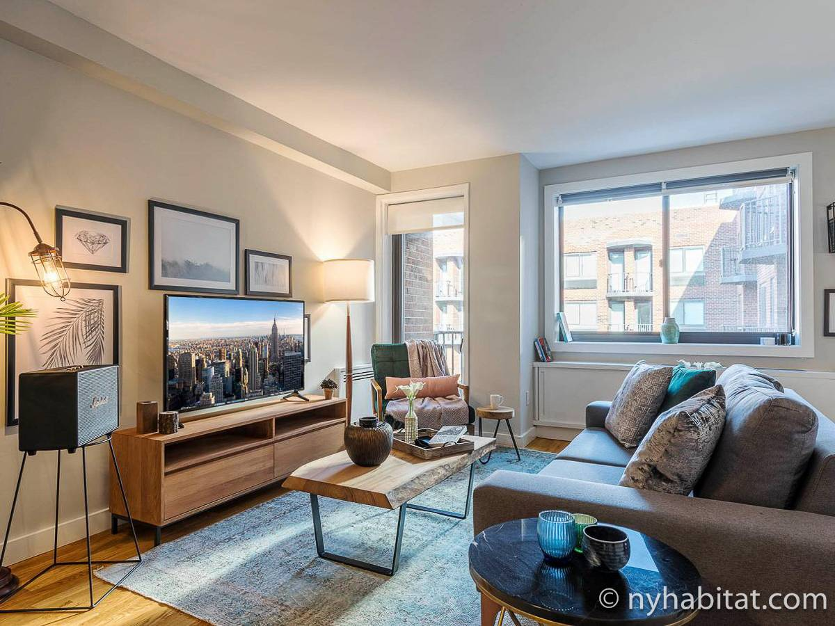 New York - Studio apartment - Apartment reference NY-17619