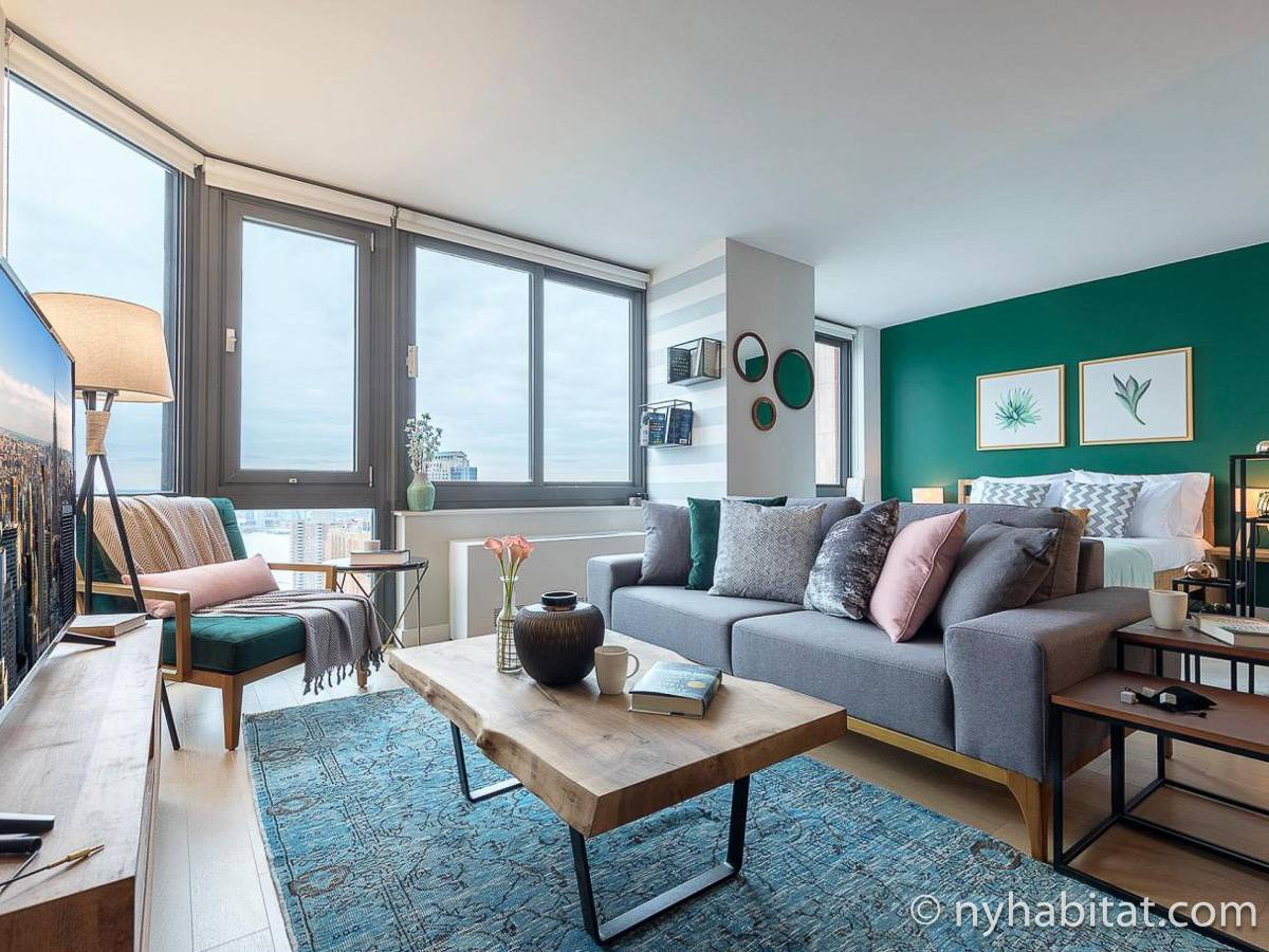 New York - Studio apartment - Apartment reference NY-17620