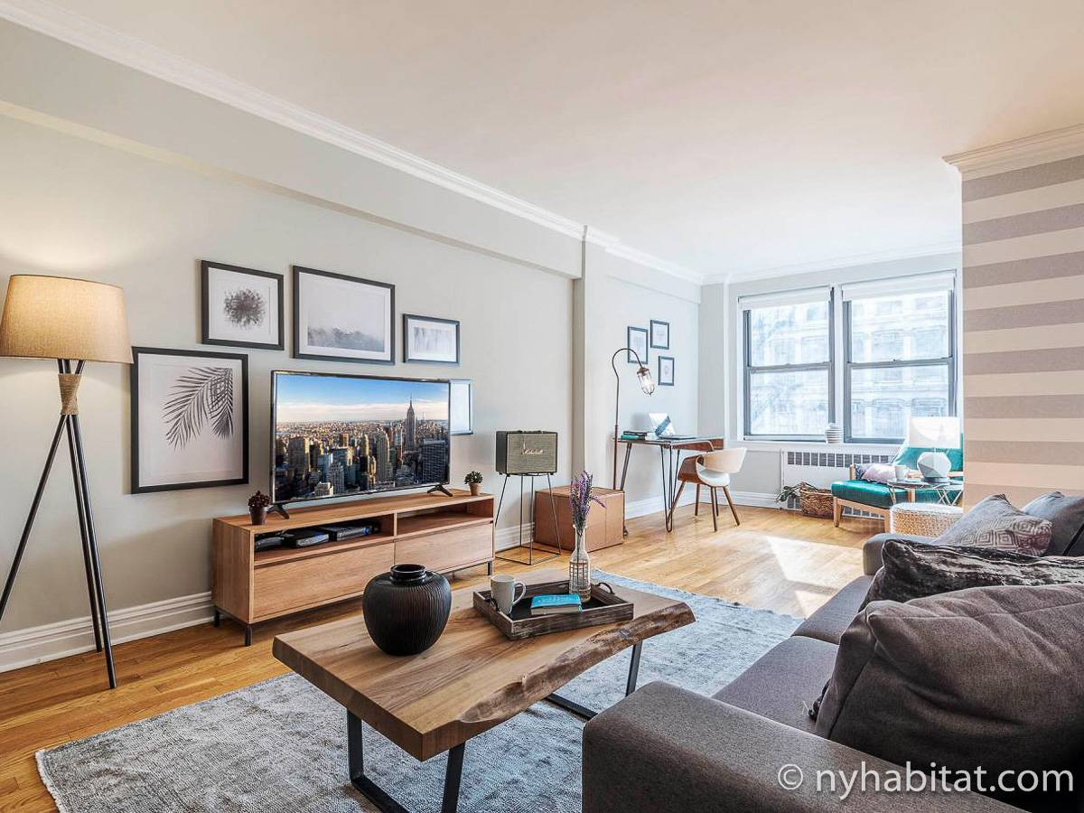 New York - 1 Bedroom apartment - Apartment reference NY-17621