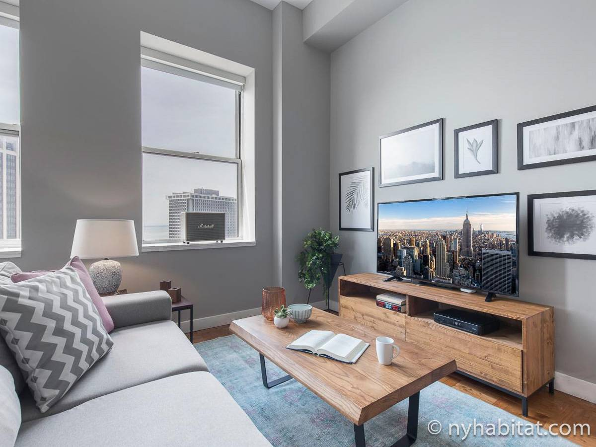 New York - 1 Bedroom apartment - Apartment reference NY-17622