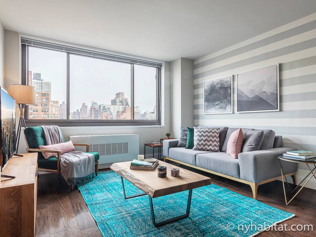 New York - 1 Bedroom apartment - Apartment reference NY-17624