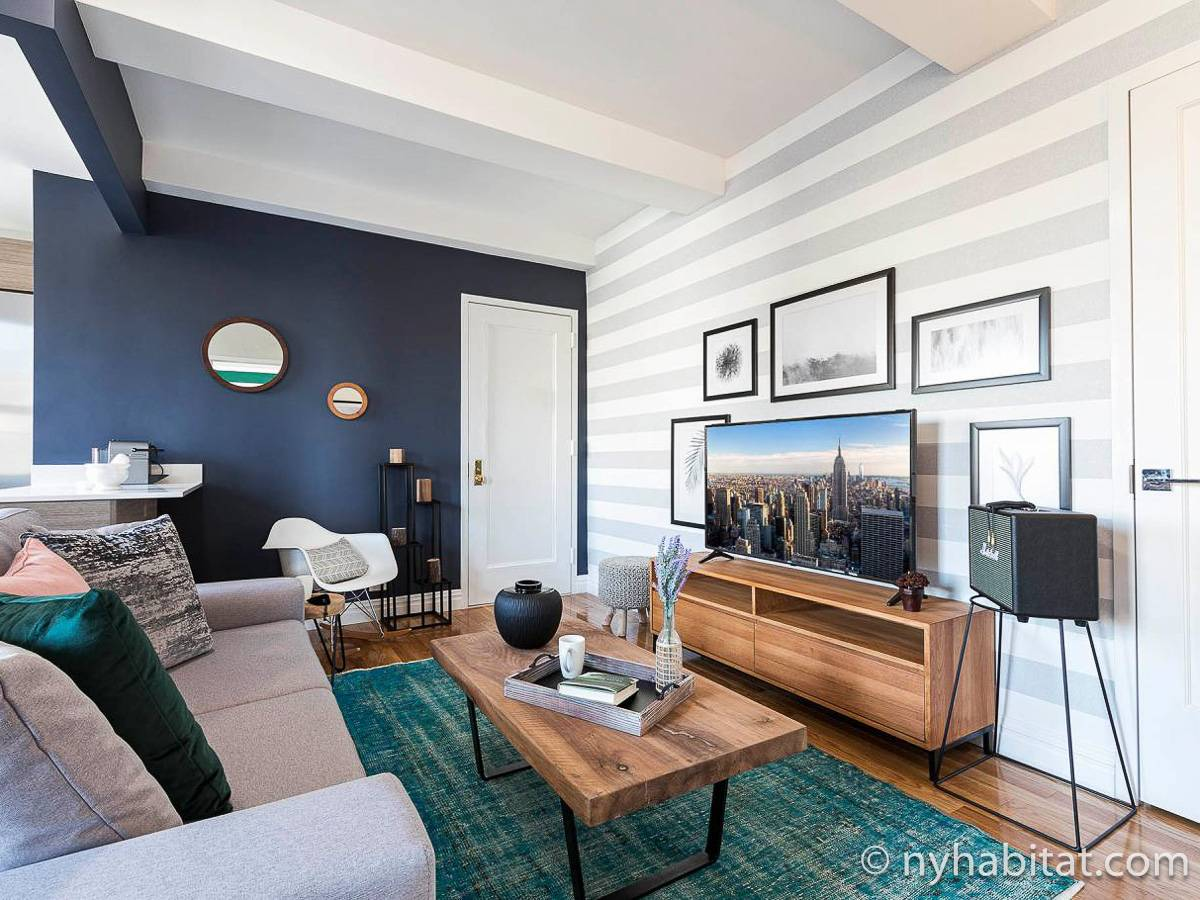 New York - 1 Bedroom apartment - Apartment reference NY-17625
