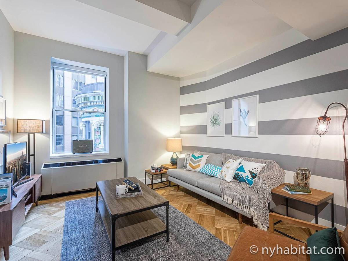 New York - 1 Bedroom apartment - Apartment reference NY-17626
