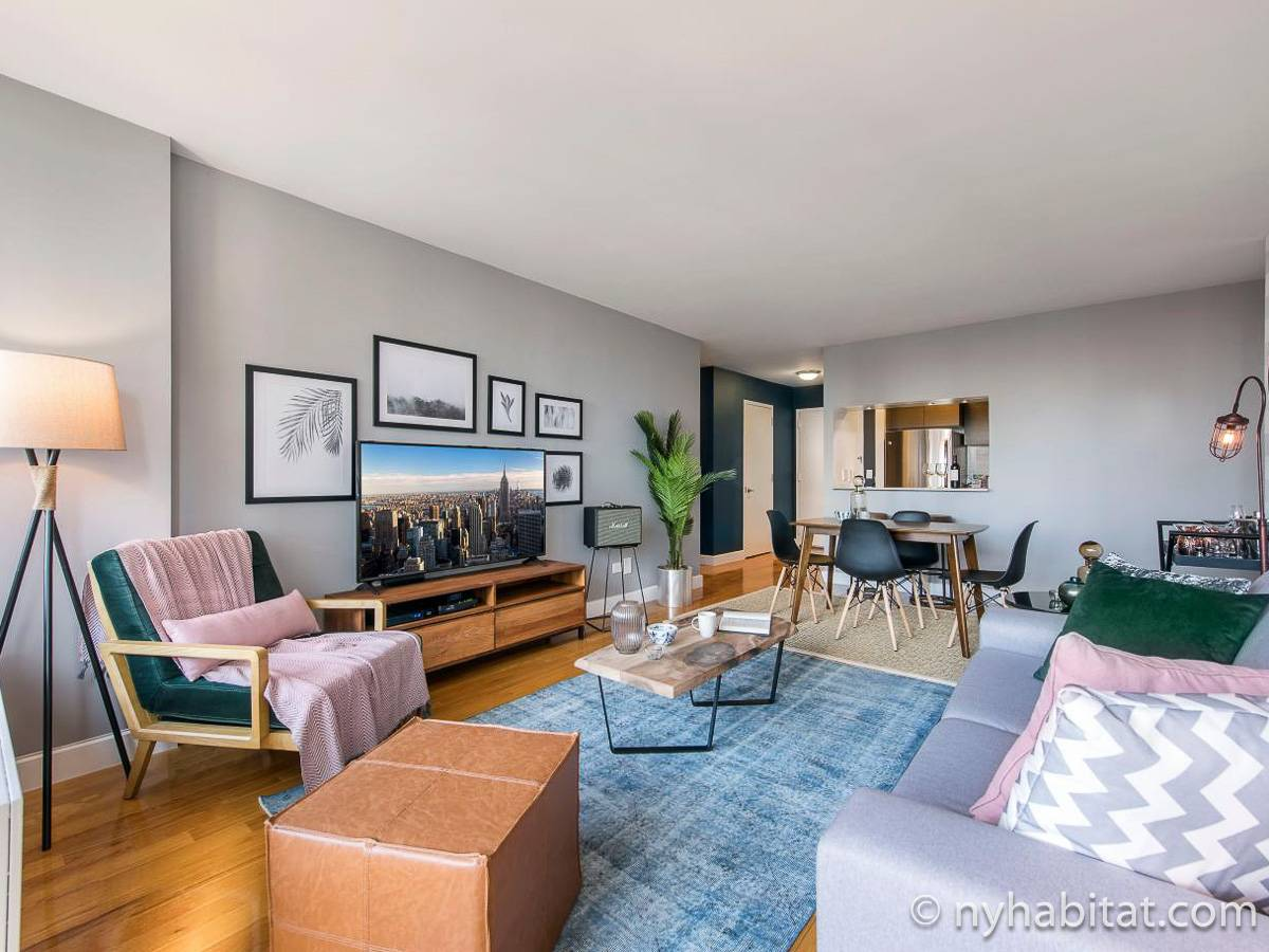 New York - 2 Bedroom apartment - Apartment reference NY-17627