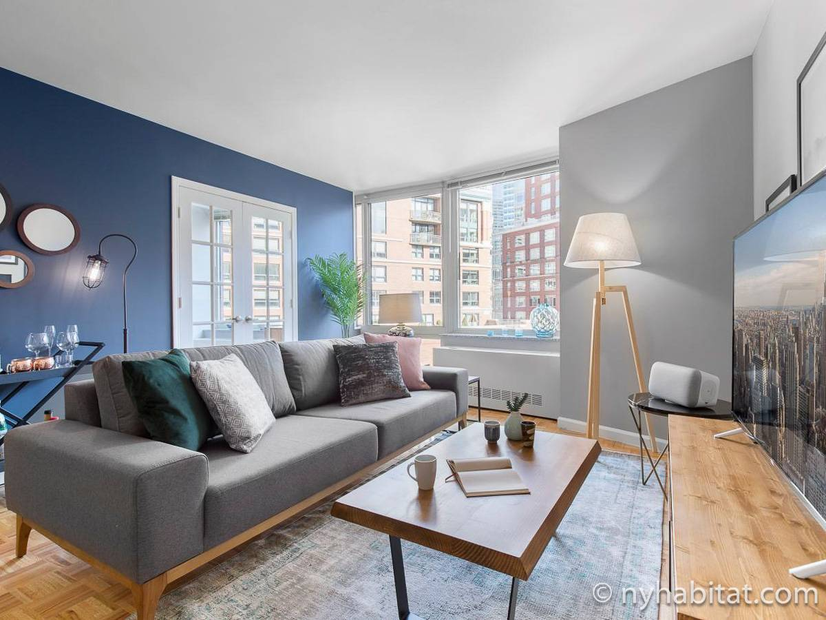 New York - 2 Bedroom apartment - Apartment reference NY-17628